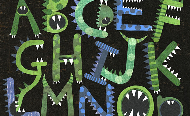 Monster-Alphabet-by-Madi-Barrett-Communication-Arts-Typography-Annual-2013