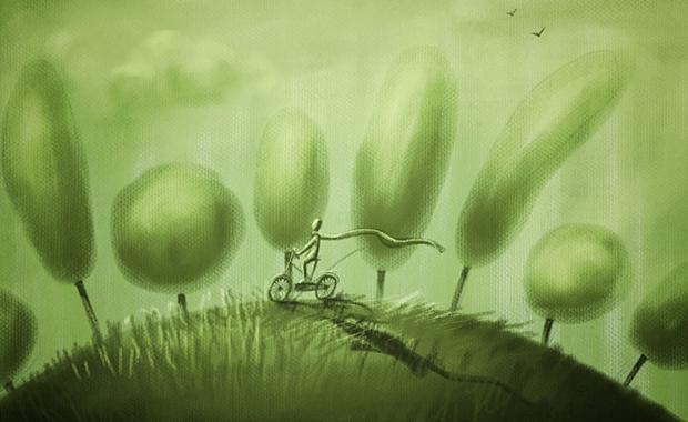 A-green-spring-TheBlack-Pogo-Art-Contest