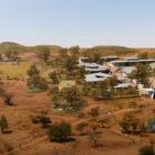 School Gando Burkina Faso Winner Holcim Awards 2011 2012