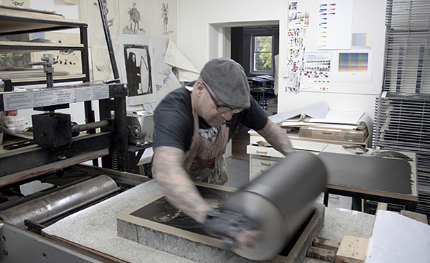 Auckland-Print-Studio-4th-Artist-in-Residence-Program