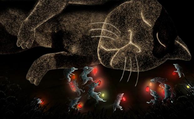 Dmitry-Geller-I-Saw-Mice-Burying-a-Cat-Hiroshima-2012-Grand-Prix