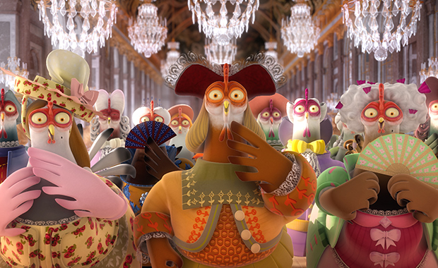 A-la-Francaise-SIGGRAPH-2013-Best-in-Show-Award