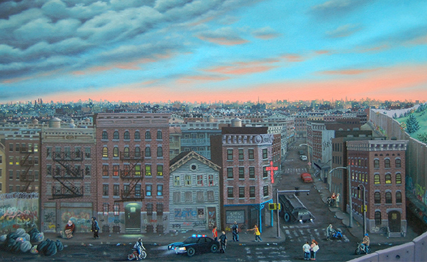 The-Great-American-Divide-Wendy-Cross-International-Painting-NYC-II