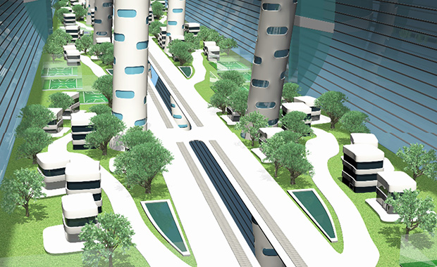 GreenSpace-Grand-Prize-NASA-Space-Settlement-Contest-2014