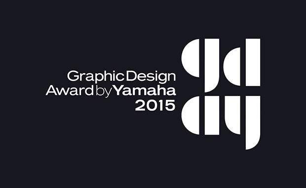 Graphic-Design-Award-Yamaha-GDAY-2015-Logo-Neville-Brody