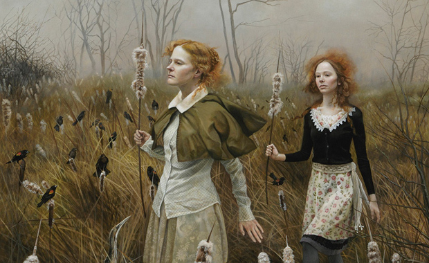 Andrea-Kowch-The-Watch-Best-of-Show-Award-2014-Art-Kudos