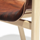 Nikolaj-Steenfatt-Hardened-Leather-Chair-Green-Furniture-Award-2014