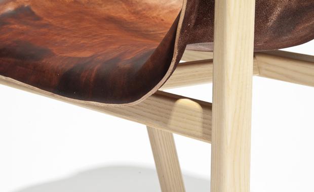 Nikolaj-Steenfatt-Hardened-Leather-Chair-Green-Furniture-Award-2014