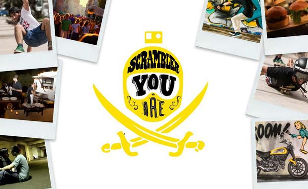 Scrambler-You-Are-2015-International-Video-Contest