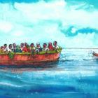 Luc-Vernimmen-Citation-for-Excellence-2014-Lurie-Political-Cartoon-Awards