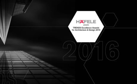 Trends Excellence Awards for Architecture & Design 2016