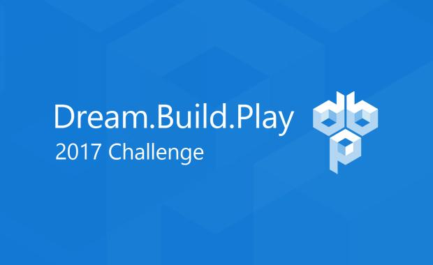Microsoft-Dream-Build-Play-2017-Challenge