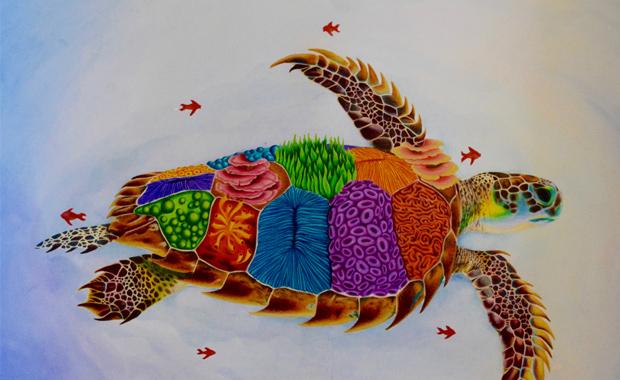 Liberty-Turtle-Libertatum-testudo-graeca-Rebecca-Kneale-SWB-2017