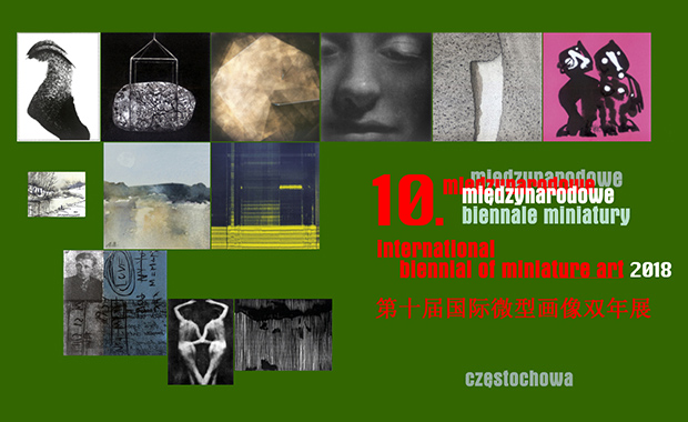 Czestochowa-2018-10th-International-Biennial-Of-Miniature-Art