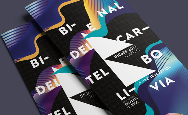 Biennial-of-the-Poster-Bolivia-BICeBe-2019-Poster-Call