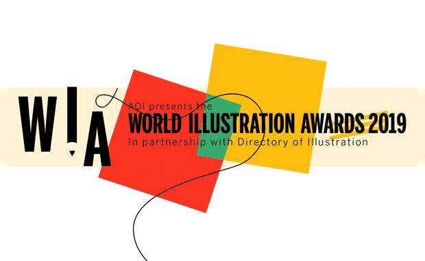 AIO-World-Illustration-Awards-WIA-2019-competition