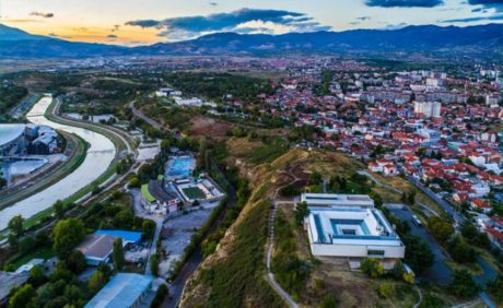 Arrangement of the Kale Hill in Skopje – International Competition