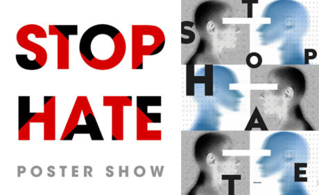 STOP HATE / POSTER SHOW – Anti-violence Poster Competition