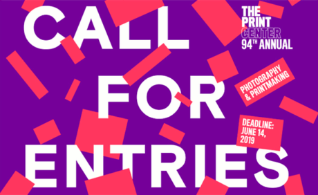 The Print Center 94th Annual International Competition