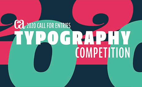 Communication Arts 2020 Typography Competition