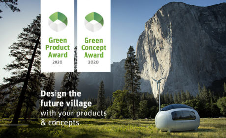 Green Product Award 2020 – Design Competition