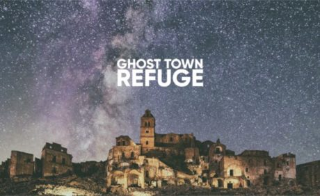 Ghost Town Refuge – Young Architects Competitions