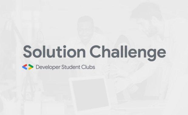 Google-Developer-Student-Clubs-Solution-Challenge-2020