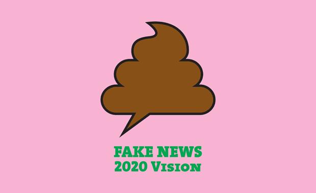 Poster for Tomorrow 2020: Fake News – 2020 Vision