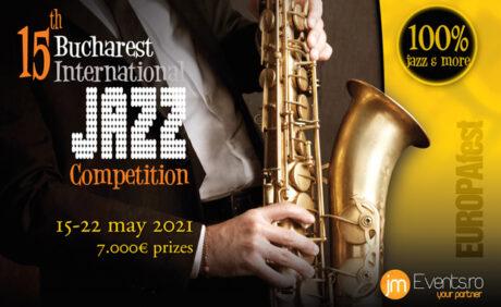 15th Bucharest International Jazz Competition 2021