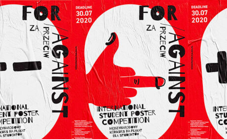 FOR/AGAINST – International Poster Competition