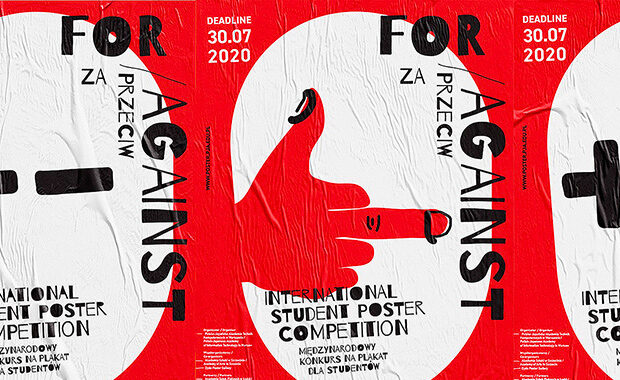 FOR-AGAINST-International-Student-Poster-Competition