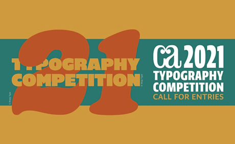 Communication Arts 2021 Typography Competition