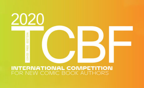 TCBF 2020 – International Competition for New Comic Book Authors