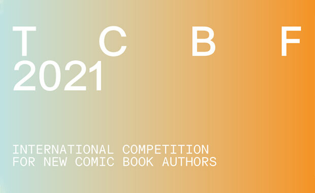 TCBF-2021-International-Competition-For-New-Comic-Book-Authors