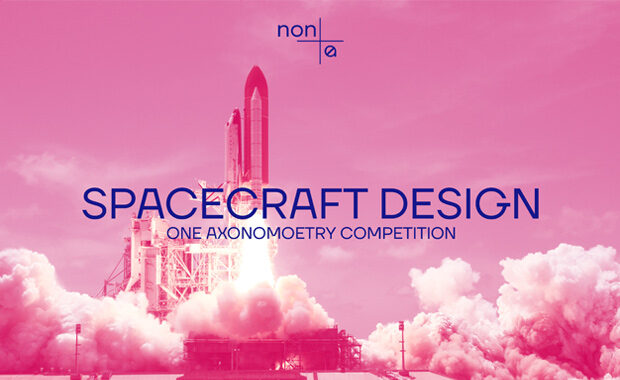Spacecraft-Design-One-Axonometry-Competition-Non-architecture